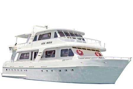 Aida Maria Galapagos Yacht