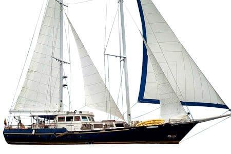 Beagle Galapagos Sailboat
