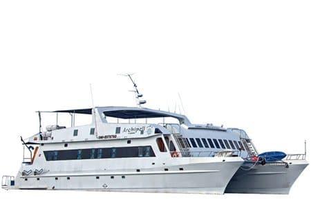 Archipell 1 Galapagos Catamaran
