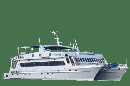 Archipell 1 Galapagos Catamaran - Thumbnails
