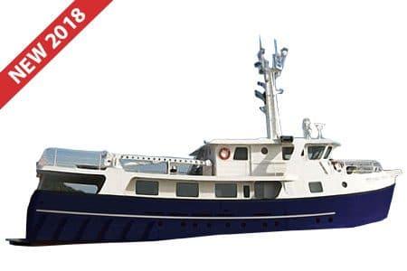 Cachalote Explorer Galapagos Yacht - Thumbnail