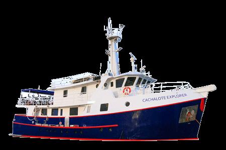 Cachalote Explorer Galapagos Yacht - Thumbnails