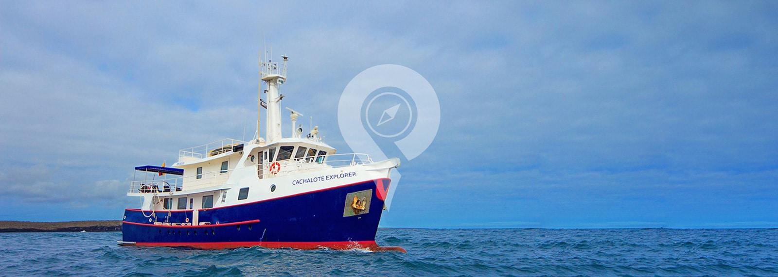 Cachalote Explorer Galapagos Yacht