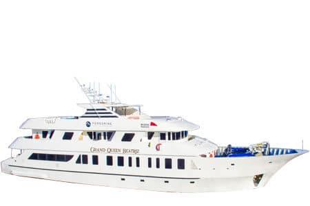 Grand Queen Beatriz Galapagos Yacht Thumbnails