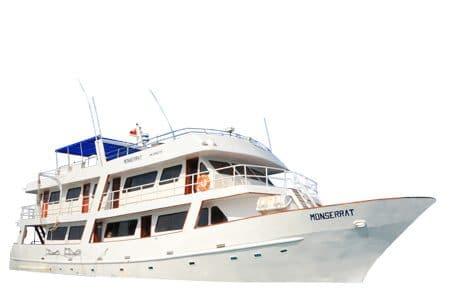 Monserrat Galapagos Yacht