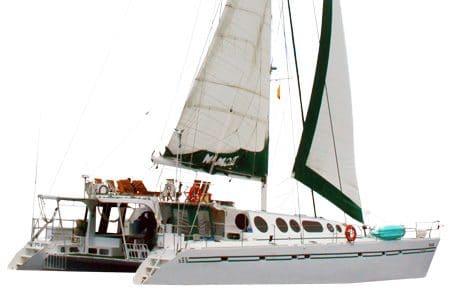 Nemo 2 Galapagos Catamaran