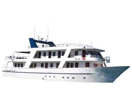San Jose Galapagos Yacht