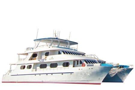 Tip Top II Galapagos Catamaran