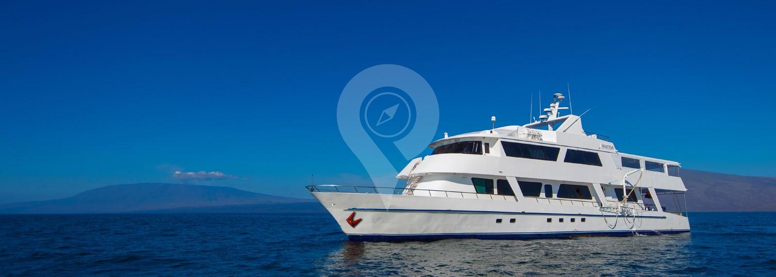 Blue Spirit Galapagos Yacht
