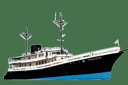 Evolution Galapagos Ship - Thumbnails