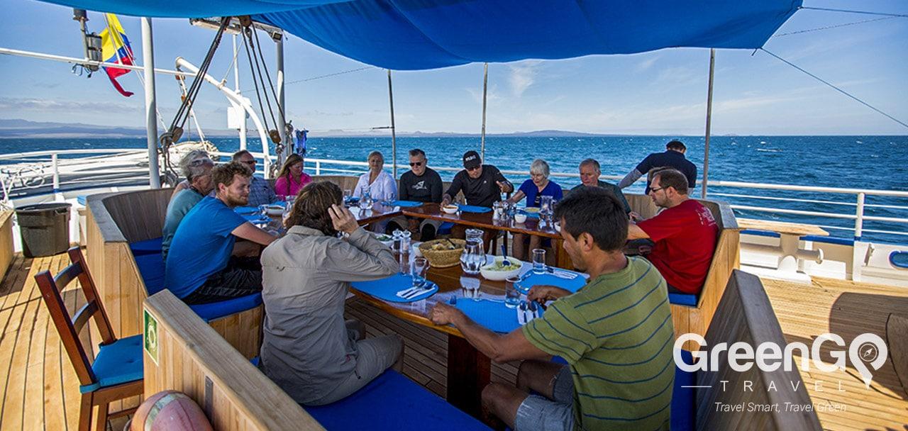 Mary Anne Galapagos Sailboat - GreenGo Travel
