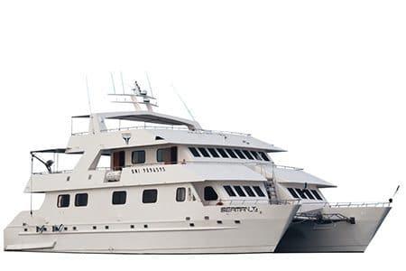 Seaman Galapagos Catamaran