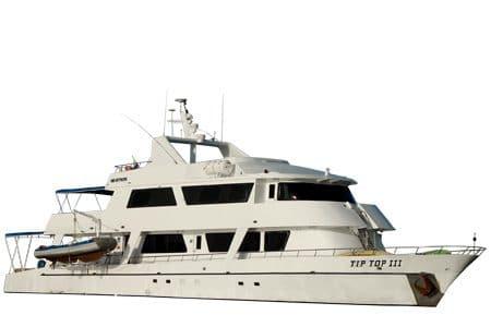 Tip Top III Galapagos Yacht