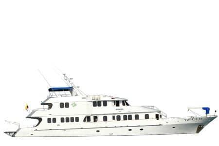 Tip Top IV Galapagos Yacht