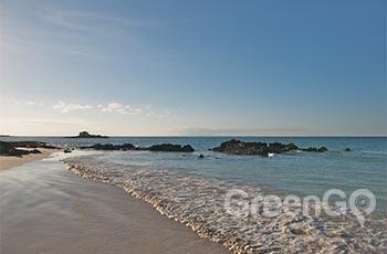 Bachas Beach - Galapagos