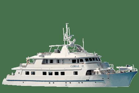 Coral 1 & 2 Galapagos Yachts - Thumbnails