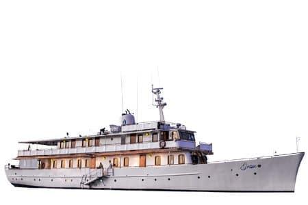 Grace Galapagos Yacht