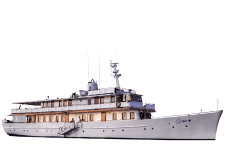 Grace Galapagos Yacht - Thumbnails