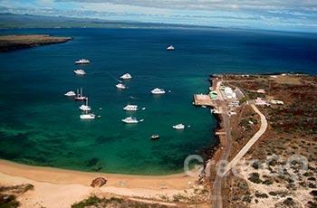 Baltra Island  Galapagos  GreenGo Travel