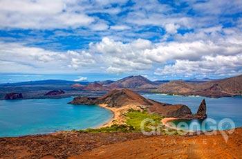 Bartholomew Island - Galapagos