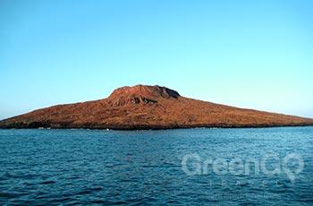 Chinese Hat Island - Galapagos