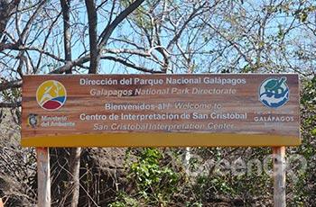Interpretation Center - Galapagos