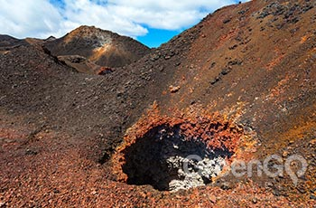 Sierra Negra Volcano - Galapagos
