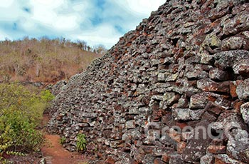 Wall of Tears - Galapagos