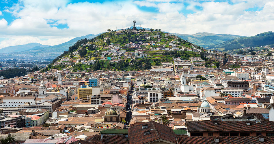 Colonial Quito - Features 4