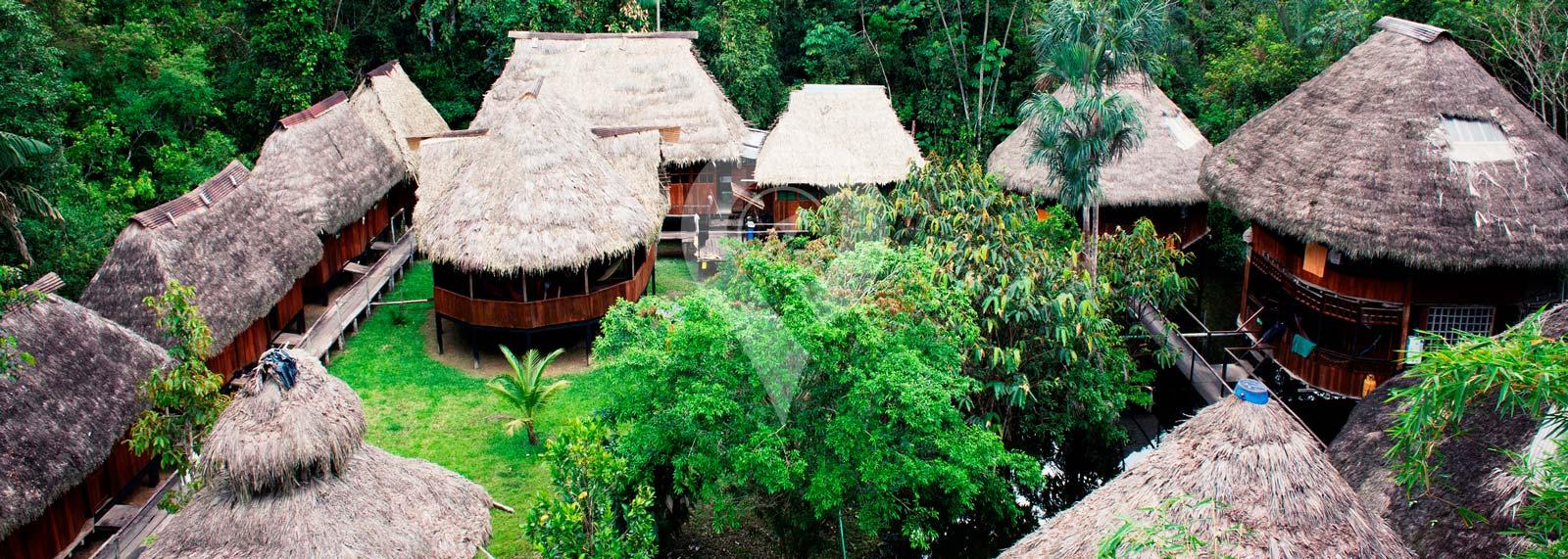 Piranha Amazon Lodge