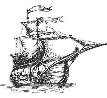Ship Galapagos