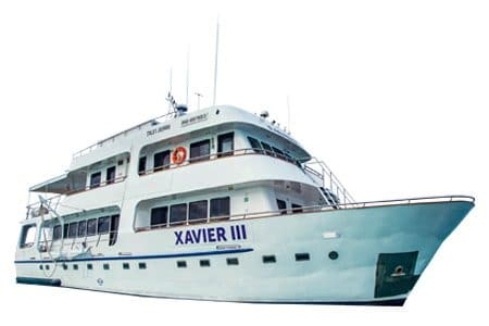 Xavier Galapagos Yacht Thumbnail