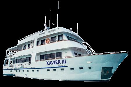 Xavier Galapagos Yacht - Thumbnails