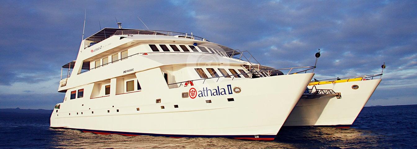 Athala Galapagos Catamaran