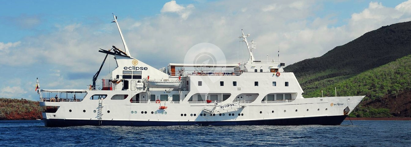 Eclipse Galapagos Ship