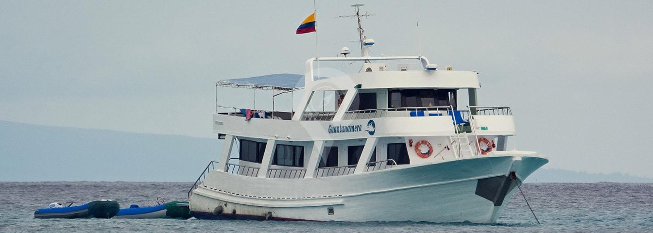 Guantanamera Galapagos Yacht
