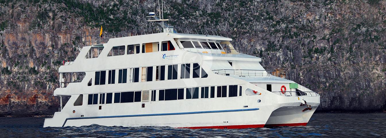 Queen of Galapagos Catamaran