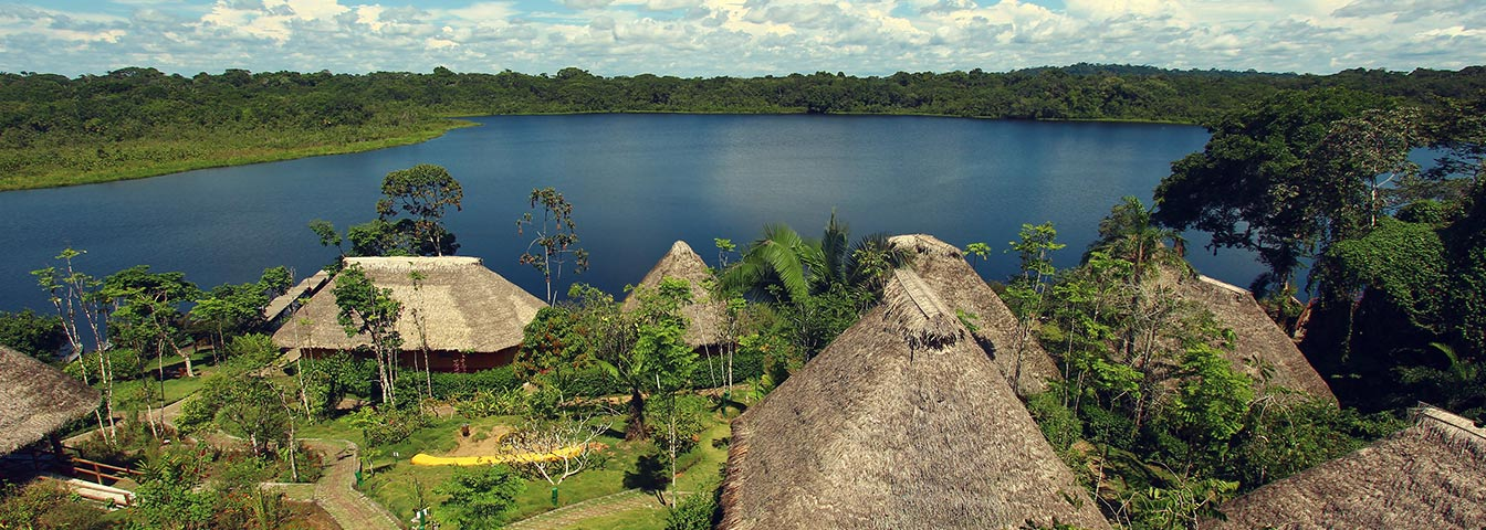 Amazon Rainforest Lodges