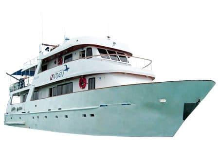 Eden Galapagos Yacht