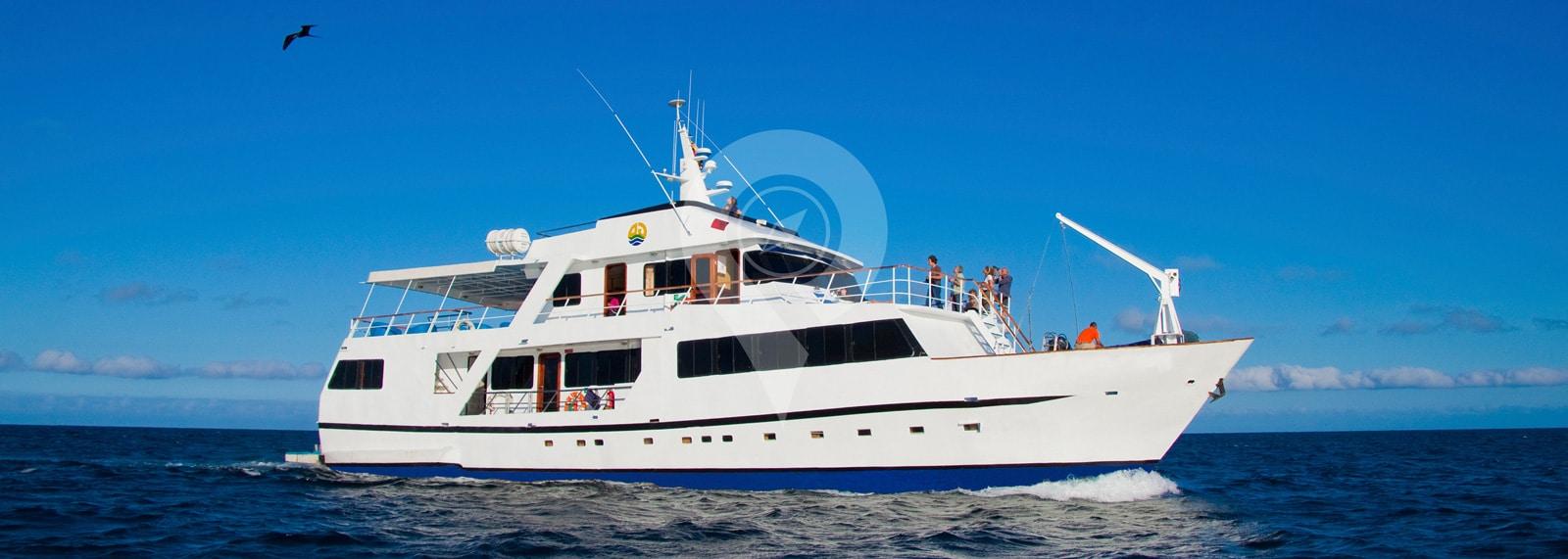 Equinox Galapagos Yacht