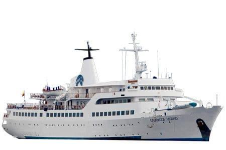 Legend Galapagos Ship