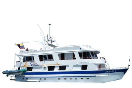 Angelito Galapagos Yacht