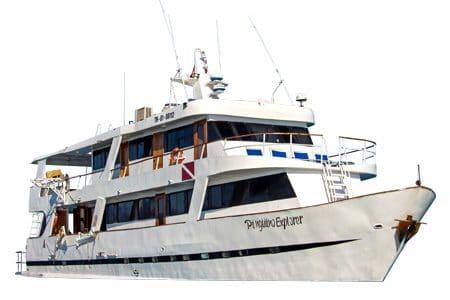 Astrea Galapagos Yacht