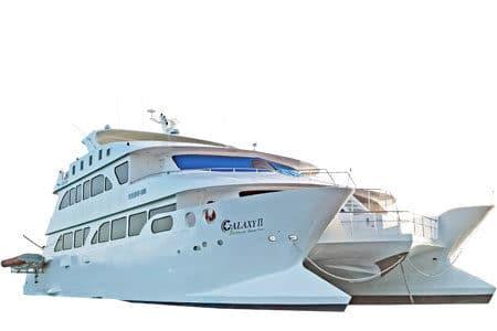 EcoGalaxy Galapagos Catamaran Thumbnail