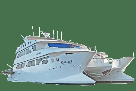 EcoGalaxy Galapagos Catamaran - Thumbnails