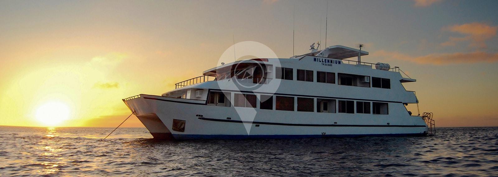 Millennium Galapagos Catamaran