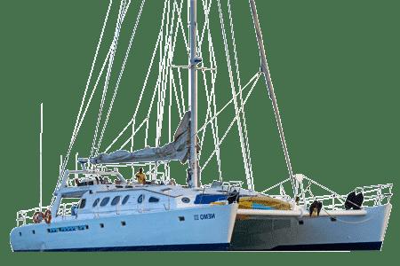 Nemo 3 Galapagos Catamaran - Thumbnails