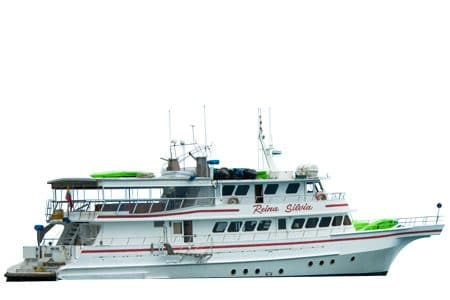 Reina Silvia Galapagos Yacht