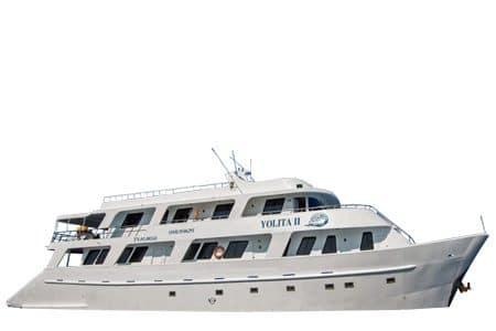 Yolita II Galapagos Yacht