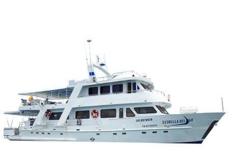 Estrella del Mar Galapagos Yacht